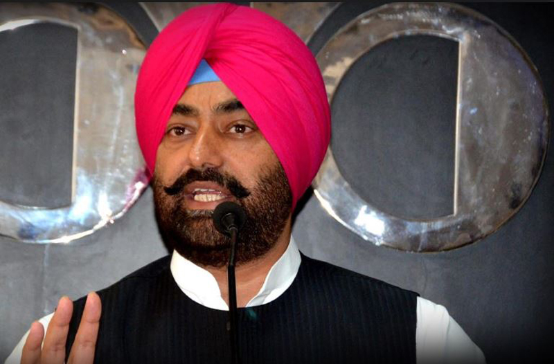 Announces New Party by Sukhpah Khaira