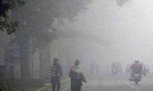 Rain and thundershowers increased in northern India including Punjab and Haryana