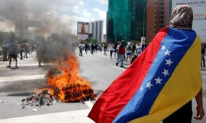 Violence, Venezuela, 16 Killed, During Protests