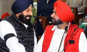 Budget, Sidhu, Majithia, Fighting, Battle