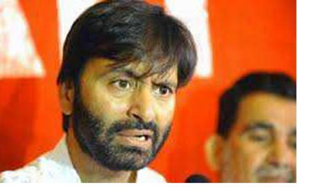 JKLF, Yasin, Malik, Arrested