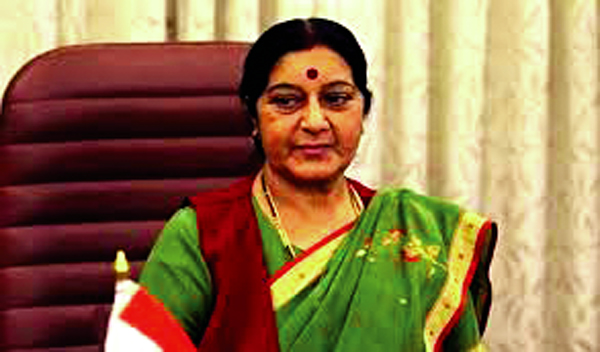 Sushma Swaraj is in the process of saving the students trapped in the US