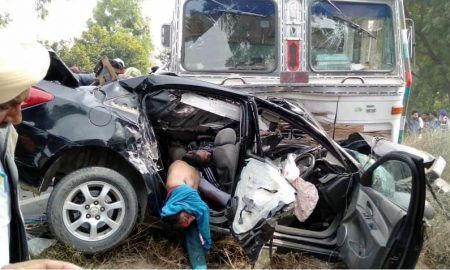 Youths, Die, Collision, Tanker