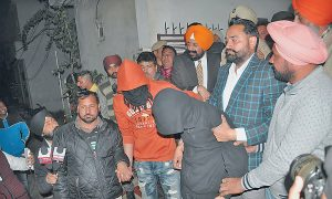 Gangsters gangraped with arms at gunpoint, encounter with Patiala police