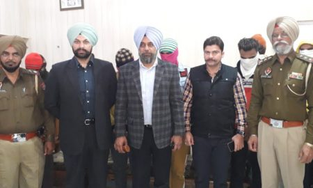 After the arrest of two gangsters, 11 young students called for questioning were handed over to the police by the police