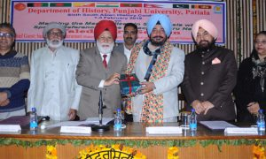 End of 6th South Asian History Conference in Punjabi Varsaat