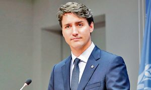 Trudeau, Defended, Defense, Prosecute, Government