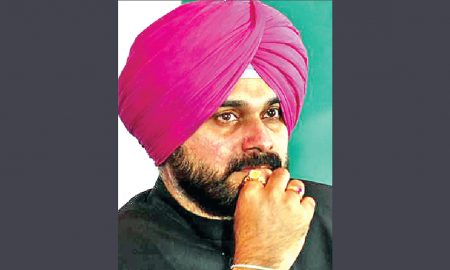Sidhu, Tears, Towards, Pakistan