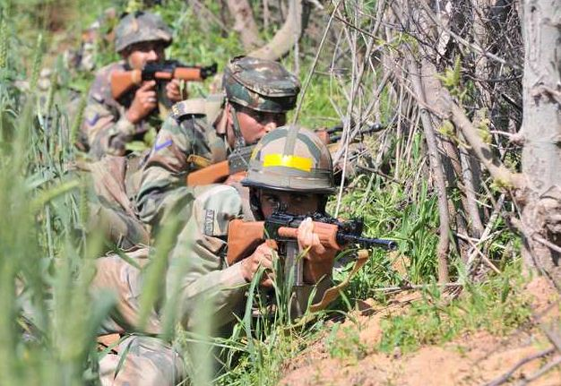 Encounter Two Militants Killed