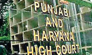 Haryana, Courts, Chandigarh, Today