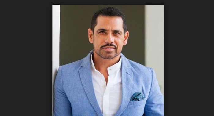 Vadra, Arrest, Stopped, March