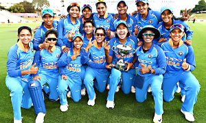 India won the ODI series against New Zealand by 2-1