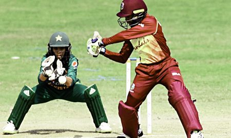West Indies beat Pakistan in a thrilling encounter