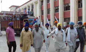 Jail, Morcha, Farmers, Arrested