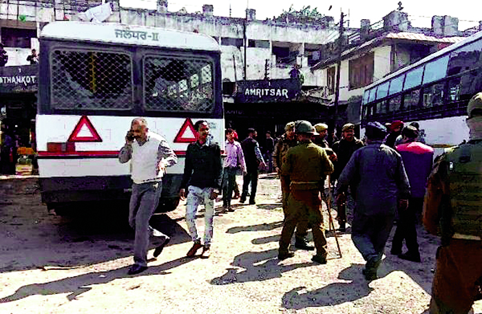 Killed, Injured, Grenade, Blast, Jammu, Bus Stand