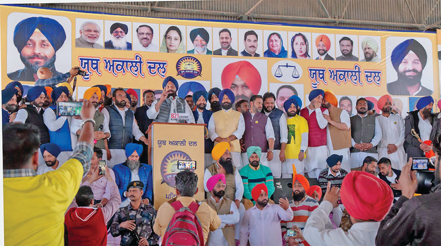 Punjab, Congress, Leaders, Manmohan, Fearing, Failure, Majithia
