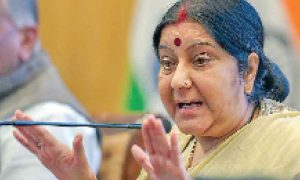 Action, Against, Terrorism, Religion, Sushma