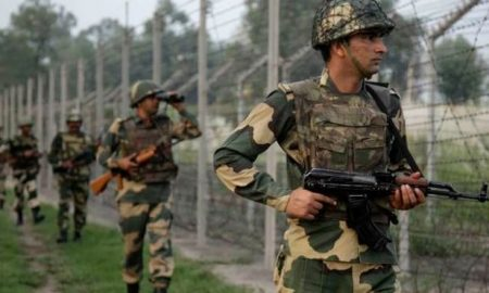 Pakistan Again Violates Ceasefire Firing