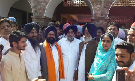 MLA, Gurnesh Singh Ghuriana, Returns Home, SAD