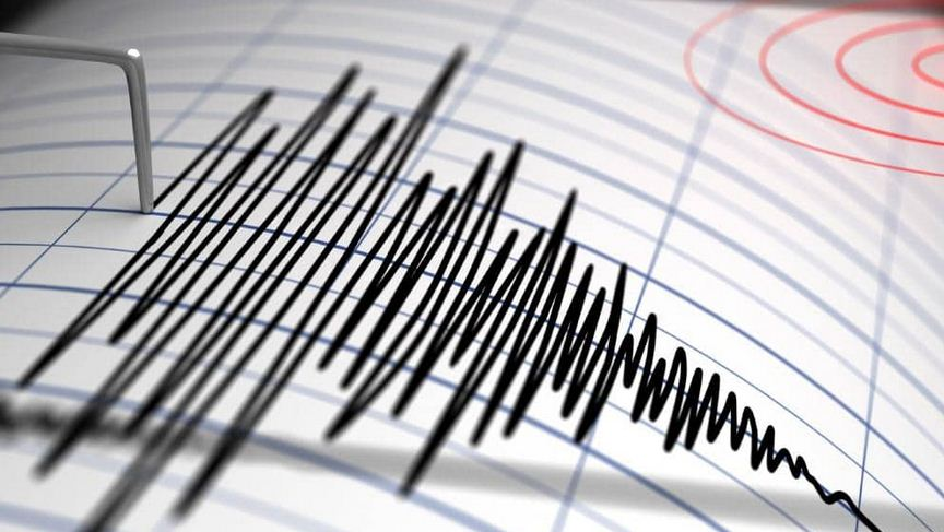 Seasonal Earthquake Felt Rajasthan