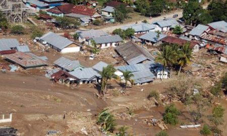 42 People Killed In Floods Of Indonesia