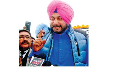 Sidhu, Launches, Projects, Amritsar