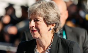 Theresa Urges Imran To Take Action Against Terrorists