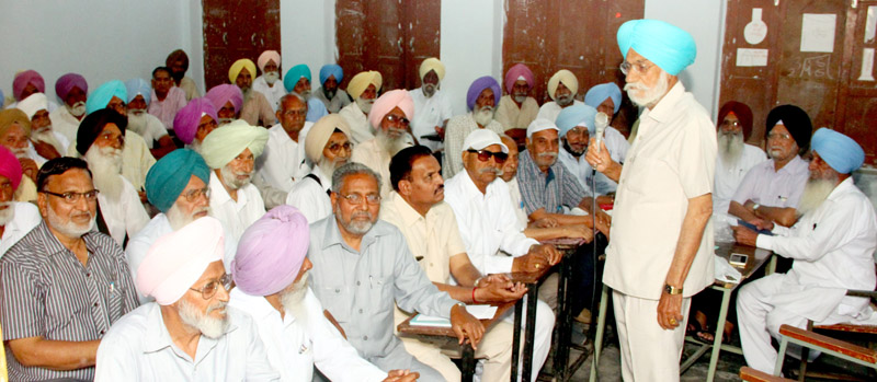 Government, Pensioners, Natha Singh