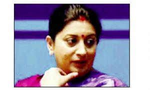Education, Qualifications, Congress, Smriti, Resignation