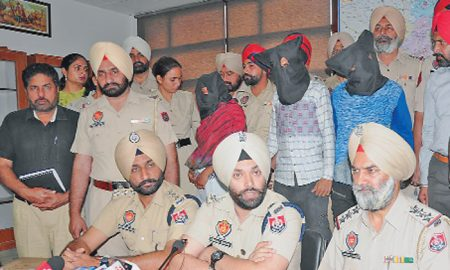 Bathinda Police, Railway Police, Dangerous, Assassination