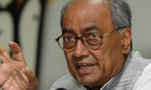 Bjp Has Done Shabby Development Digvijay