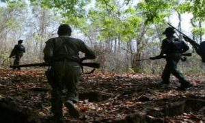 Maoists Blow Up Bjp Office In Palamu