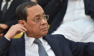 Ranjan Gogoi Presidency Bench Adjourned The Hearing