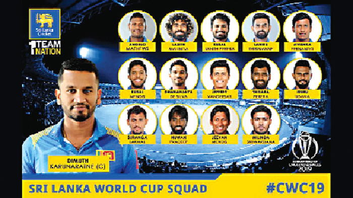 Captain, Karunaratne, Captained, Malinga