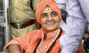 Sadhu Pragya, Apologized, Statement, Hemant Karkare