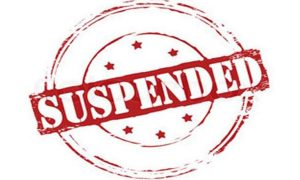 Suspend, Pastor, Disappeared, Case