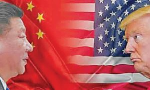 China, America, Economic, War