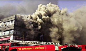 Deadly, Fire, Surat, Dead