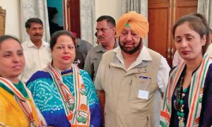 DrGandhi, District, President, Punjab, Congress
