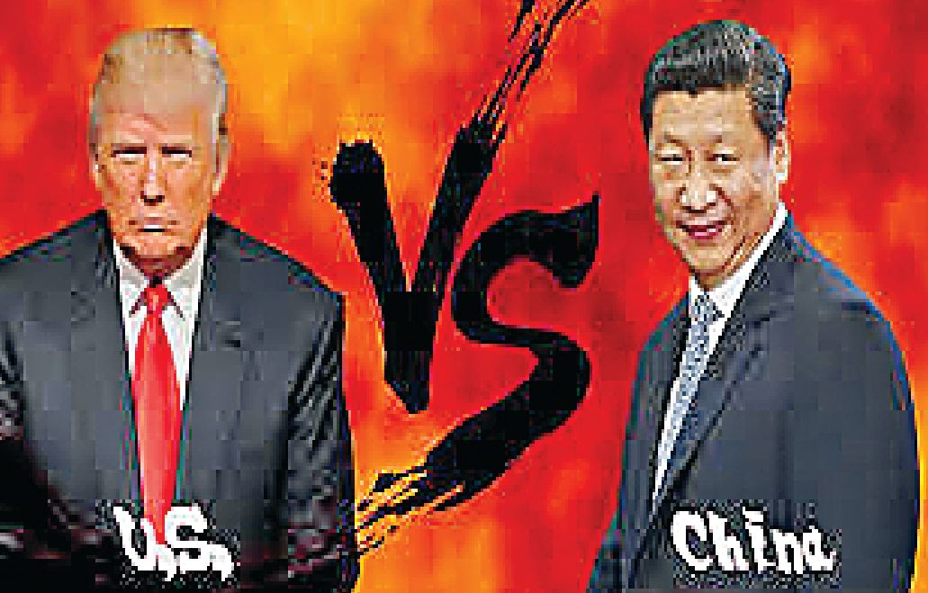 American, Chinese, Business, War, Fatal, World, Economy