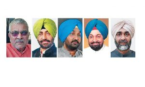 Punjab, Leaders, Handing