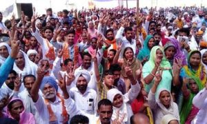 Congress, Against, Punjab And, Punjabi : Badal
