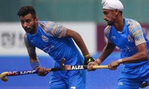 Hockey, India, Defeated, Russia