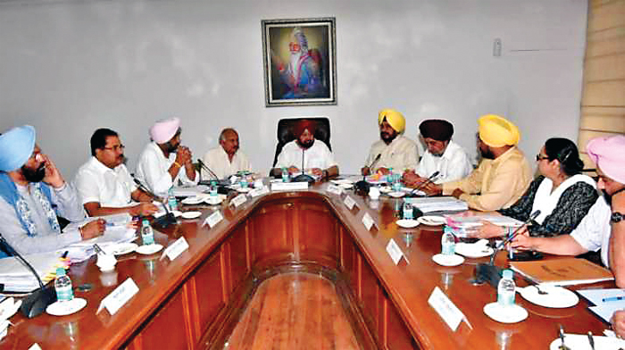 Navjot Sidhu, Government, Departments, Ministry, Hindered