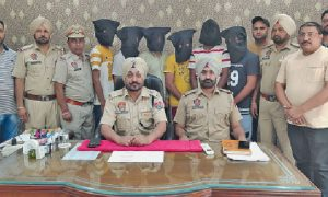 Patiala ,Police Arrest, Members, Robbery
