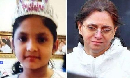 Indian Mother, 22 years, US murder case