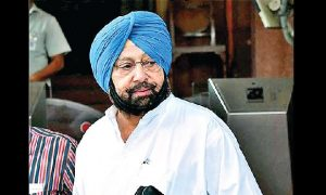 Captan Amarinder, Files Passage, Power Department, Sidhu