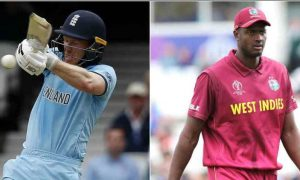 England, Beat, West Indies, Century