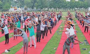 Yoga, Increased, Jails, Punjab