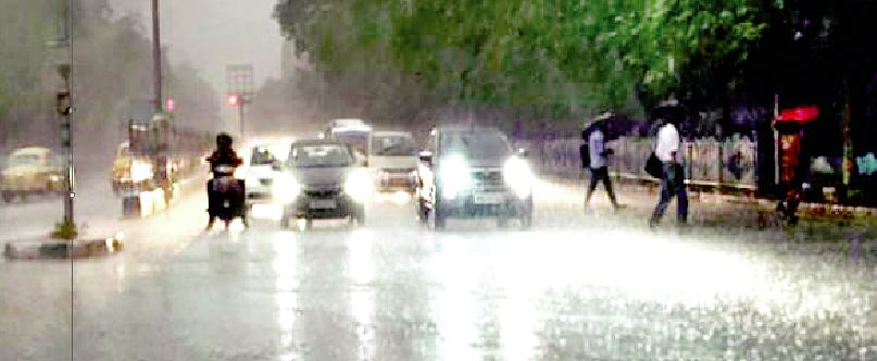Monsoon, Delayed, One Week, 39 Percent, Less Rain